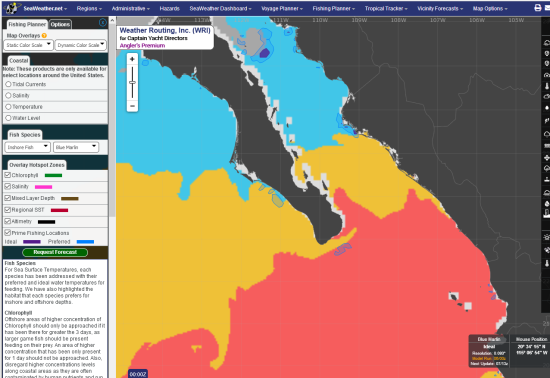 Weather Routing Inc - Yachting and Fishing Services